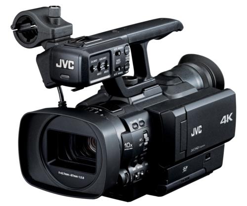 JVC PROFESSIONAL PRODUCTS COMPANY GY-HMQ10